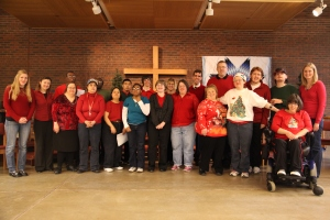 Lifeworks Holiday Choir